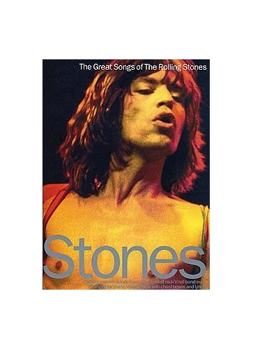 The Great Songs of the Rolling Stones by Peter Evans