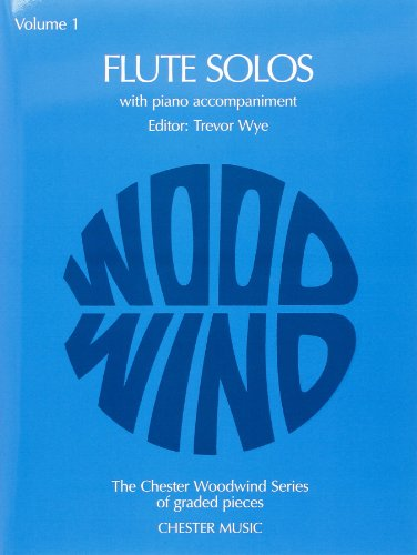 Flute Solos: v. 1 by