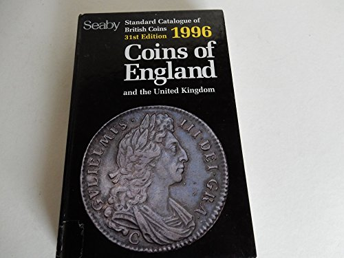 Seaby Standard Catalogue of British Coins: 1996 by Stephen Mitchell