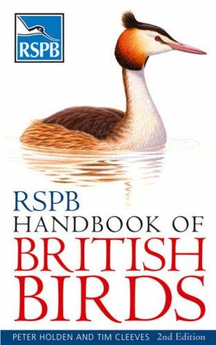 RSPB Handbook of British Birds by Peter Holden