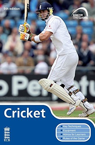 Cricket by England And Wales Cricket Board