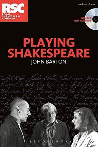 Playing Shakespeare by John Barton