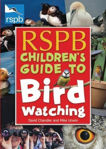 RSPB Children's Guide to Birdwatching by David Chandler