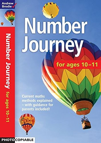 Number Journey 10-11 by Andrew Brodie