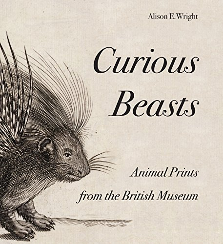 Curious Beasts: Animal Prints from the British Museum by Alison E. Wright