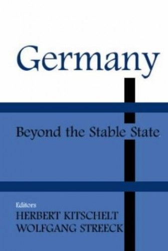 Germany: Beyond the Stable State by Herbert Kitschelt
