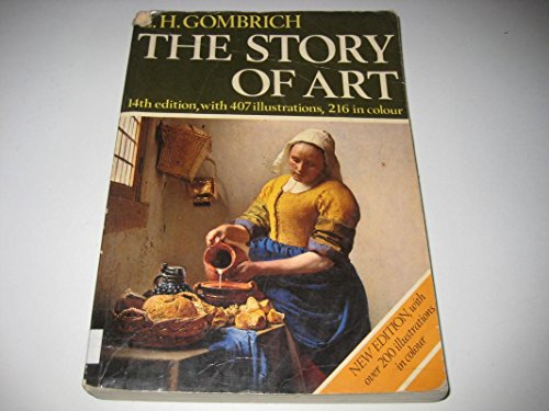 Story of Art by Ernst H. Gombrich