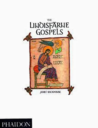 The Lindisfarne Gospels by Janet Backhouse