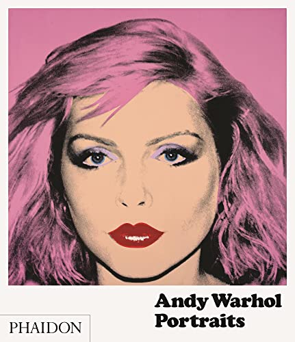 Andy Warhol Portraits by Carter Radcliff