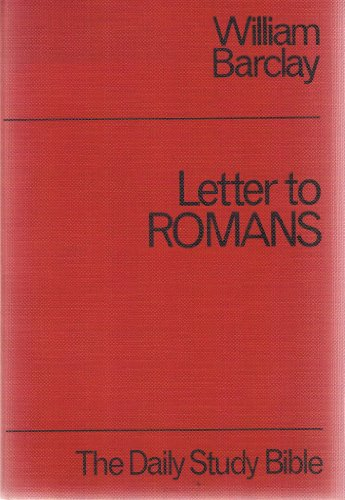 Romans by William Barclay