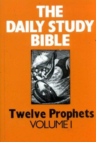 Twelve Prophets: Bk. 1 by Peter C. Craigie