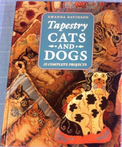Tapestry Cats and Dogs by Amanda Davidson