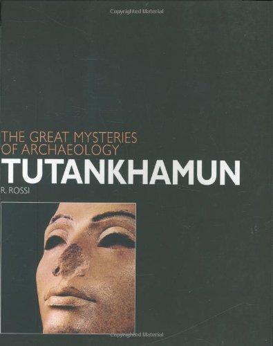 Tutankhamun by R. Rossi
