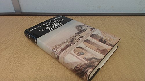 Regional History of the Railways of Great Britain: v. 7: The West Midlands by Rex Christiansen