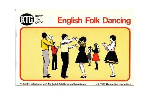 English Folk Dancing by Jack Hamilton