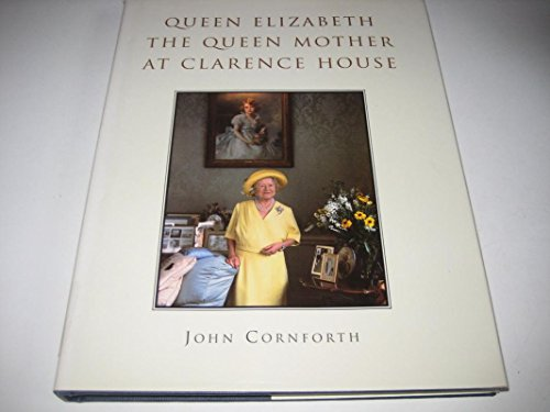 Queen Elizabeth the Queen Mother at Clarence House by John Cornforth (Architecture Editor for Country Life magazine)
