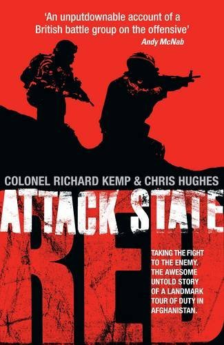 Attack State Red by Richard Kemp