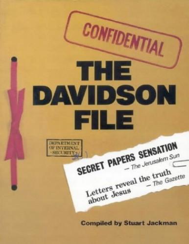 Davidson File by Stuart Jackman