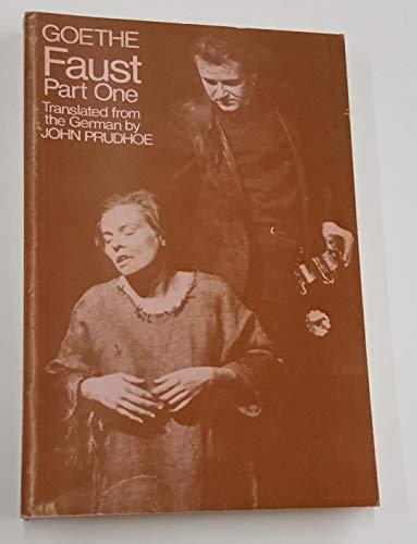 Faust: Pt. 1 (Classics of drama in English translation)