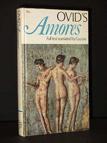 latin ovid amores iii