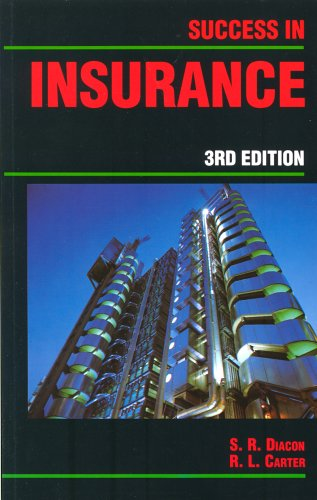 Success in Insurance by S. Diacon
