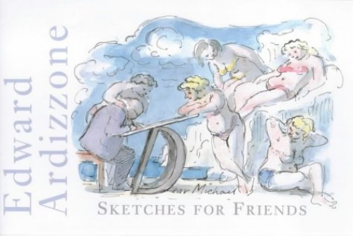 Edward Ardizzone: Sketches for Friends by Judy Taylor