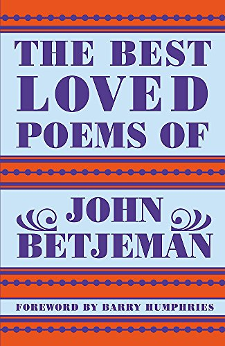Best Loved Poems of John Betjeman by John Betjeman