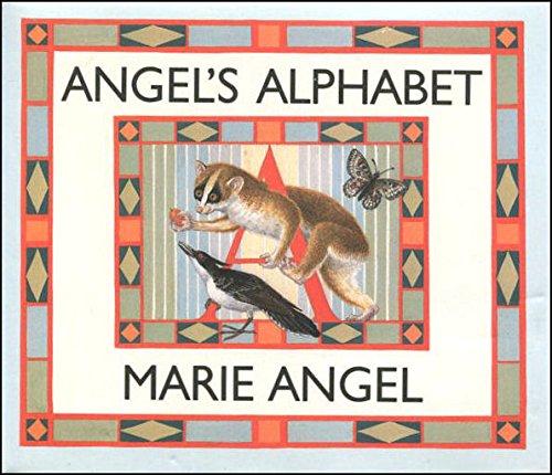 Angel's Alphabet by Marie Angel