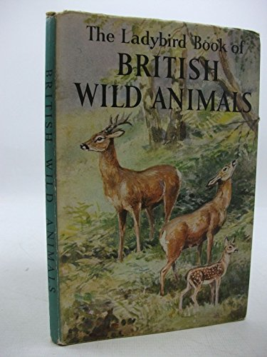 British Wild Animals by George Cansdale