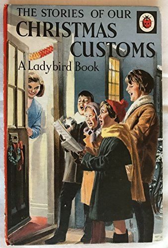 Christmas Customs by N.F. Pearson