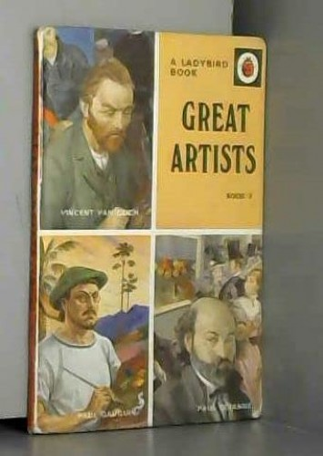 Great Artists: Bk. 3 by Dorothy Aitchison