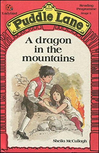 A Dragon in the Mountains by Sheila K. McCullagh