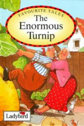 The Enormous Turnip by Nicola Baxter