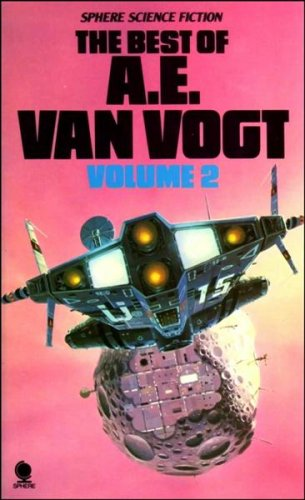 Best of A.E.Van Vogt: v. 2 by A.E.Van Vogt