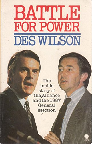Battle for Power by Des Wilson