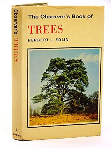 The Observer's Book of Trees by Herbert L. Edlin