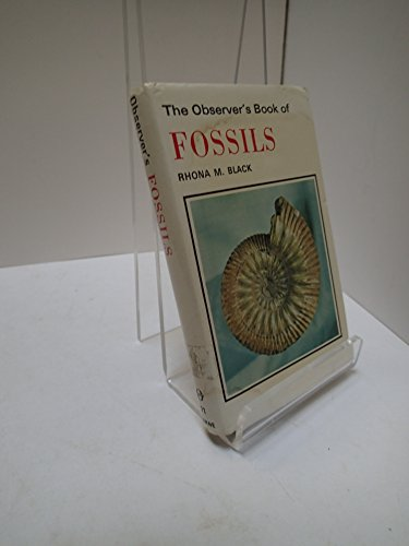 The Observer's Book of Fossils by Rhona M. Black