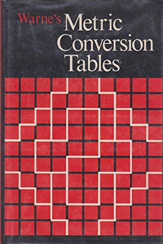 Metric Conversion Tables by Helen Perrin