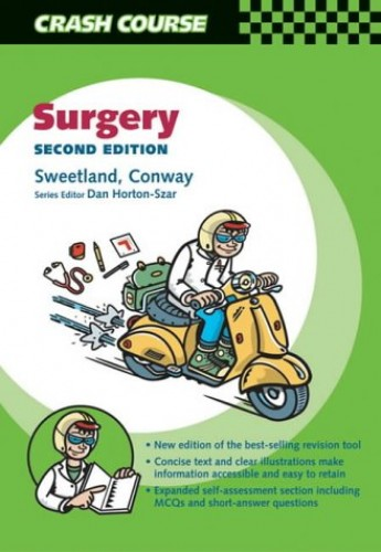 Crash Course: Surgery by Helen Sweetland