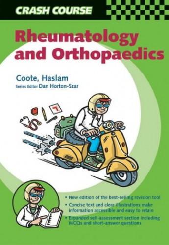 Crash Course: Rheumatology and Orthopaedics by Annabel Coote