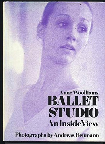 Ballet Studio by Anne Woolliams