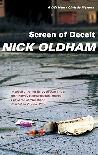 Screen of Deceit (Severn House Large Print)