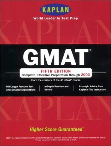 GMAT by Kaplan