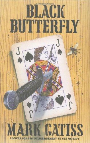 Black Butterfly: A Lucifer Box Novel by Mark Gatiss