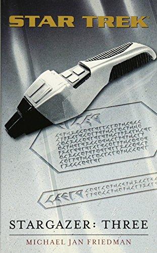Stargazer: Bk. 3 by Michael Jan Friedman