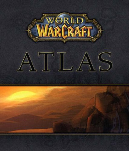 """World of Warcraft"" Atlas by BradyGames"