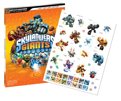 Skylanders Giants Official Strategy Guide by