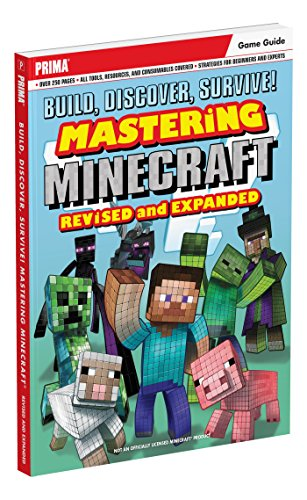 Build, Discover, Survive! Mastering Minecraft by Michael Lummis