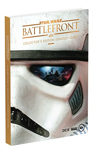 Star Wars Battlefront Collector's Edition Guide by Prima Games