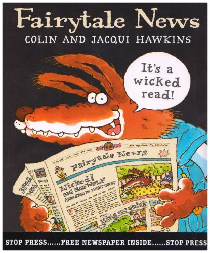 Fairytale News by Colin Hawkins